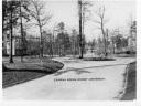 Asbury Circle circa 1930
