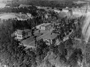 Druid Hills campus 1922