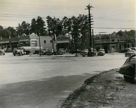 Emory Village 1940s