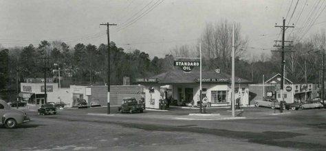 Emory Village 1960s