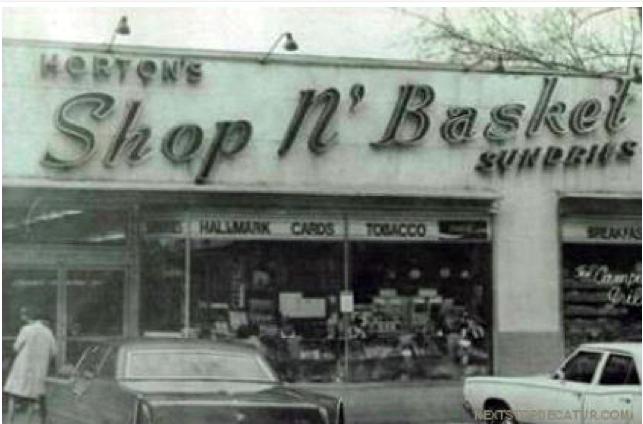 Horton's Shop N' Basket
