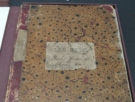 Logbook of The Wanderer