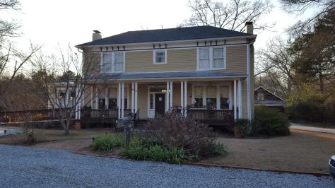Haygood Home, Watkinsville, Georgia