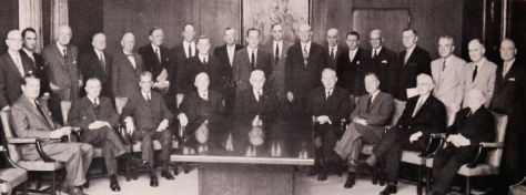 Bowden Board Room 1956