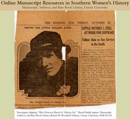 """""""Eleanore Raoul"""" circa 1916"""