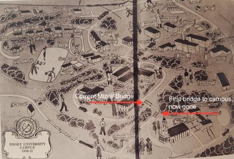 campus map 1940-41
